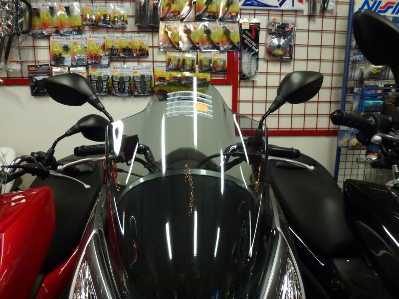 Plexi - Puig - Honda PCX - Moravamotors - Valašské Meziříčí