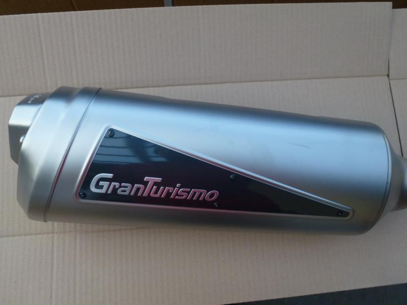 Leo Vince - Grand Turismo - Honda PCX Tuning