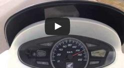 Honda PCX Video Moravamotors
